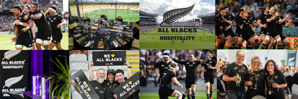 All Blacks Hospitality