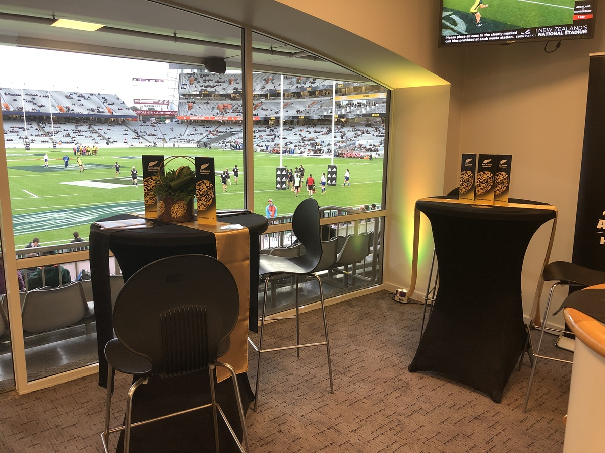 Chairmans Club Suite - All Blacks Hospitality