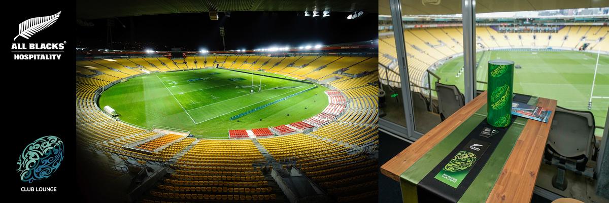 WEL - Box Holders Club Lounge - All Blacks Hospitality 2021