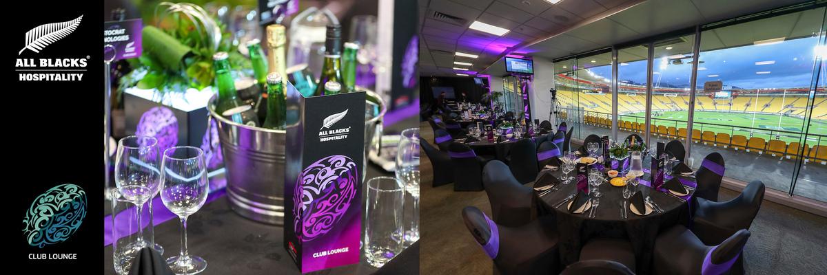 WEL - Club Lounge All Blacks Hospitality